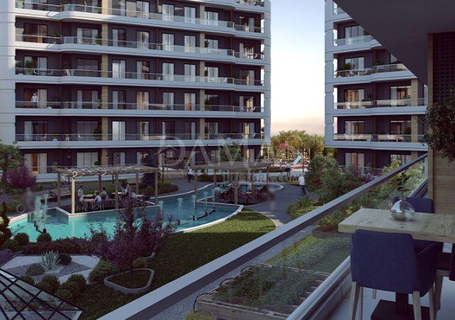 مجمع داماس 233 في اسطنبول - صورة خارجية 04