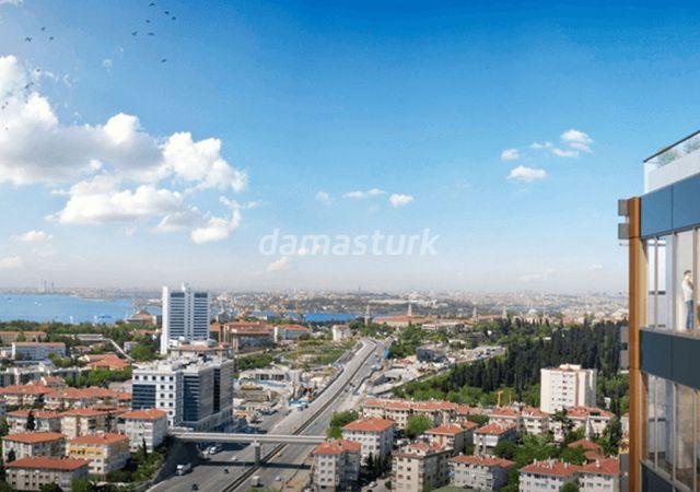 شقق للبيع في تركيا - اسطنبول - المجمع  DS341 || داماس تورك العقارية  04