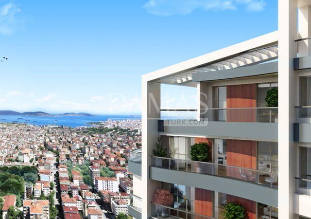 مجمع داماس 273 في اسطنبول - صورة خارجية 02