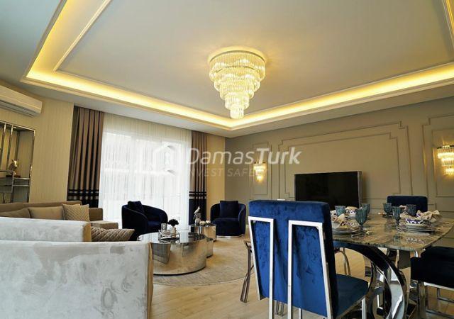 شقق للبيع في إسطنبول تركيا - المجمع DS088 || داماس تورك العقارية 03