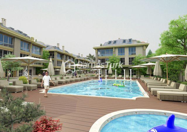 مجمع استثماري فاخر جاهز للسكن في اسطنبول الأوروبية منطقة بكركوي . DS277 || داماس تورك العقارية 06