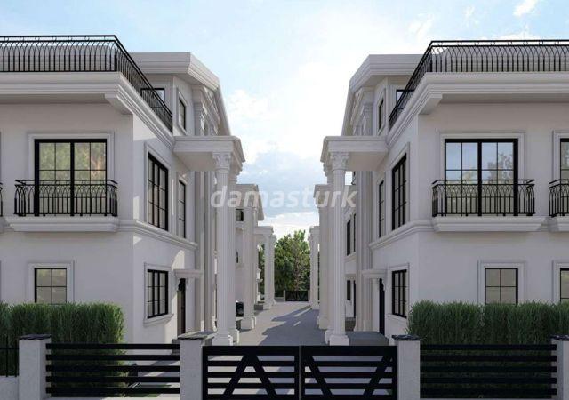 فلل للبيع في أنطاليا - تركيا - المجمع  DN052   || شركة داماس تورك العقارية  03