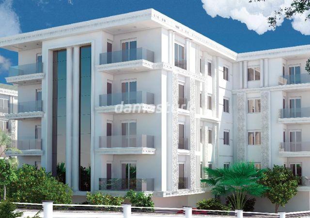 شقق للبيع في أنطاليا تركيا - المجمع  DN025 || شركة داماس تورك العقارية  07