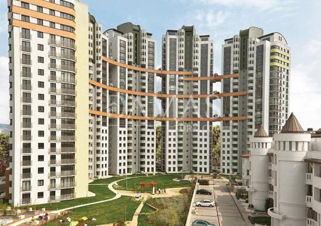 منازل للبيع في بورصة - مجمع داماس 206 في بورصة - صورة خارجية 09