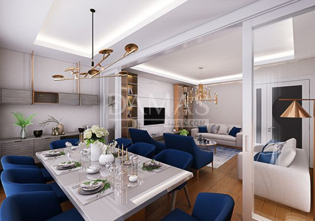Damas Project D-103 in Istanbul - interior picture 03