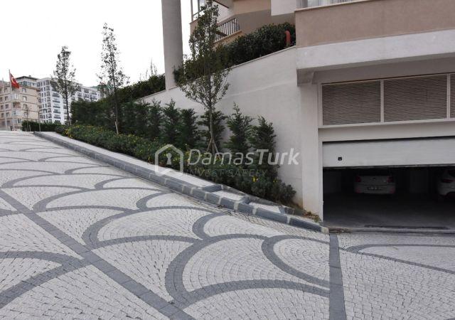 مجمع شقق استثماري جاهز للسكن  في اسطنبول الأوروبية منطقة بيليك دوزو DS292  || شركة داماس تورك العقارية 03