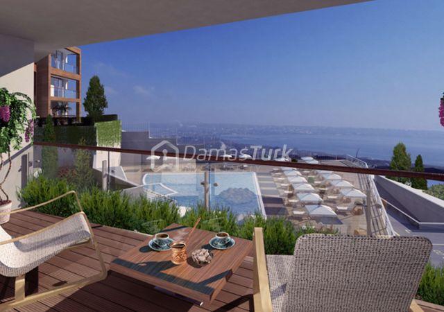 مجمع استثماري جاهز للسكن في إسطنبول الأوروبية في منطقة بيوك شكمجة DS272    داماس تورك العقارية 04