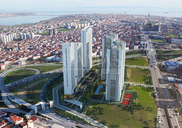مجمع داماس 188 في اسطنبول - صورة خارجية 02