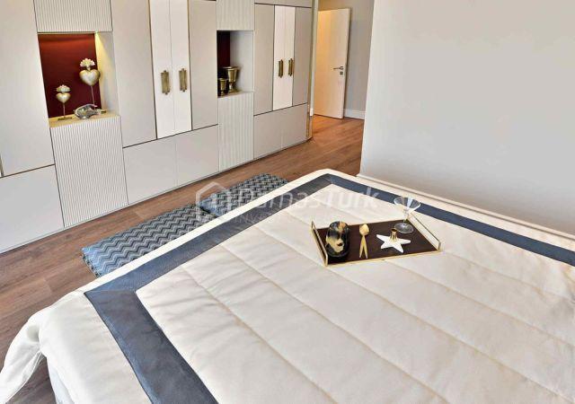 مجمع شقق جاهز للسكن بإطلالة بحرية بالتقسيط المريح  في اسطنبول الأوروبية منطقة بيوك شكمجة DS288     شركة داماس تورك العقارية 08