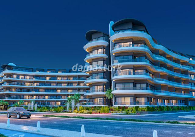شقق للبيع في أنطاليا - تركيا - المجمع  DN078     شركة داماس تورك العقارية  04