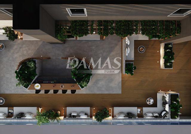 مجمع داماس 839 في اسطنبول - صورة خارجية  02