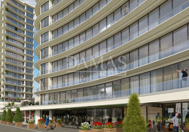 مجمع ديماس 196 في اسطنبول - صورة خارجية 05
