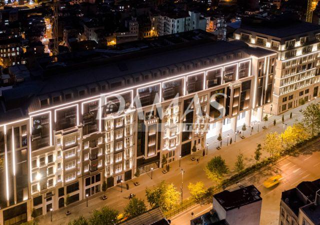 مجمع داماس 297 في اسطنبول - صورة خارجية  05