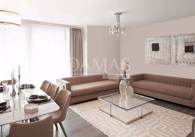 Damas Project D-269 in Istanbul - interior picture 03