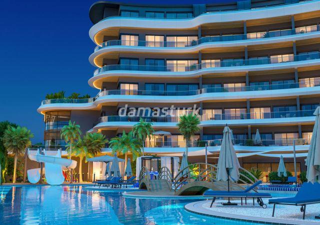 شقق للبيع في أنطاليا - تركيا - المجمع  DN078     شركة داماس تورك العقارية  06