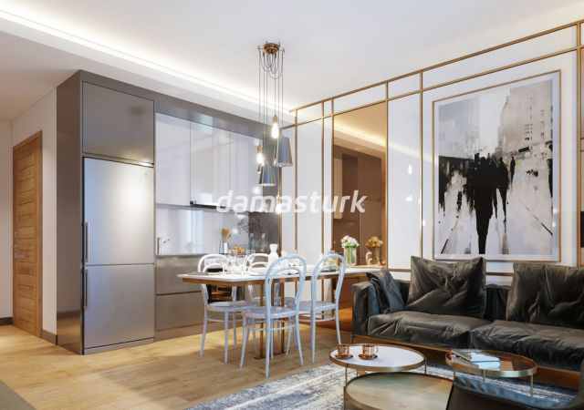 Apartments for sale in Turkey - complex DS320 || damasturk Real Estate Company 05