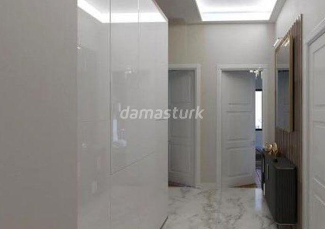 شقق للبيع في إسطنبول تركيا - المجمع DS309 || شركة داماس تورك العقارية  02