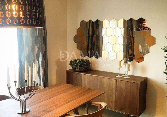 منازل للبيع في بورصة - مجمع داماس 206 في بورصة - صورة داخلية 09