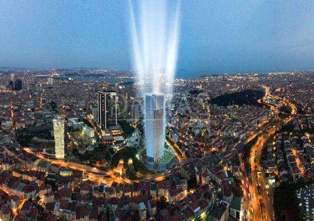 مجمع داماس 182 في اسطنبول - صورة خارجية 02