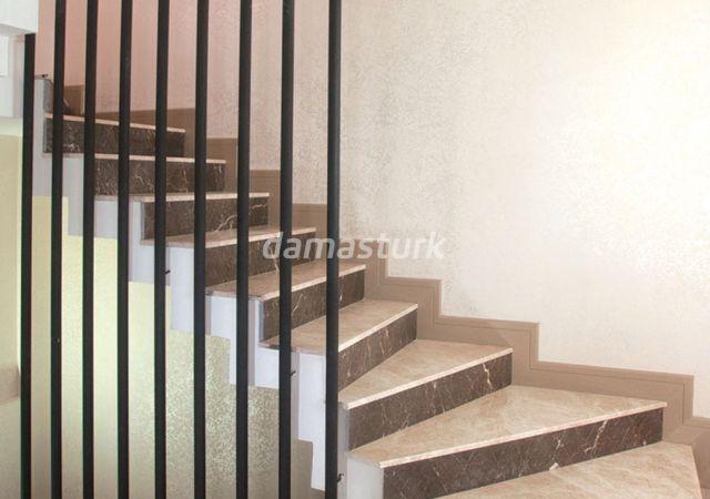 Villas for sale in Turkey - Istanbul - the complex DS358 || damasturk Real Estate 09