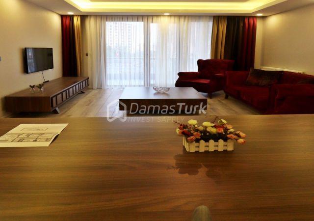 مجمع شقق جاهز للسكن بإطلالة بحرية بالتقسيط المريح  في اسطنبول الأوروبية منطقة منطقة بيليك دوزو DS286  || شركة داماس تورك العقارية 05