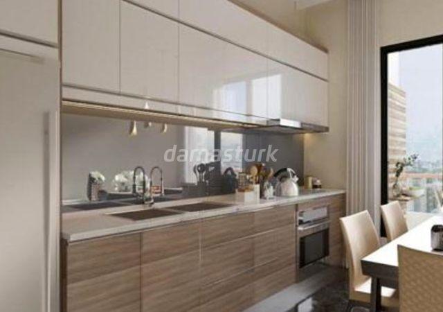 شقق للبيع في إسطنبول تركيا - المجمع DS309 || شركة داماس تورك العقارية  04
