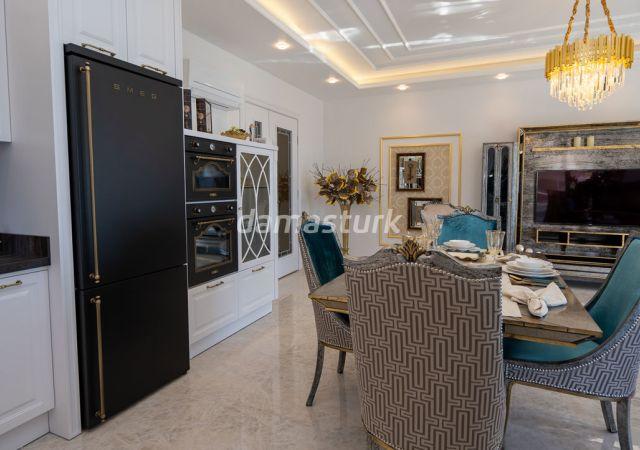 Apartments for sale in Antalya - Turkey - Complex DN080 || damasturk Real Estate Company 08