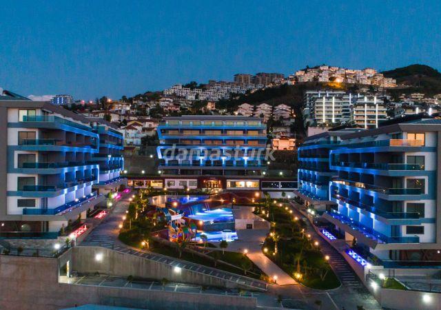 شقق ذكية للبيع في أنطاليا تركيا - المجمع  DN020 || شركة داماس تورك العقارية  02