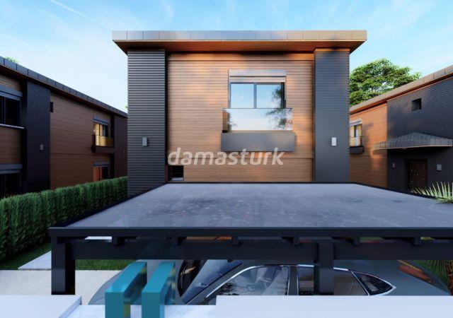 Villas for sale in Antalya - Turkey - Complex DN066 || damasturk Real Estate  06