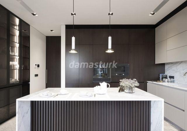 فلل للبيع في تركيا - المجمع  DS317 || شركة داماس تورك العقارية  01