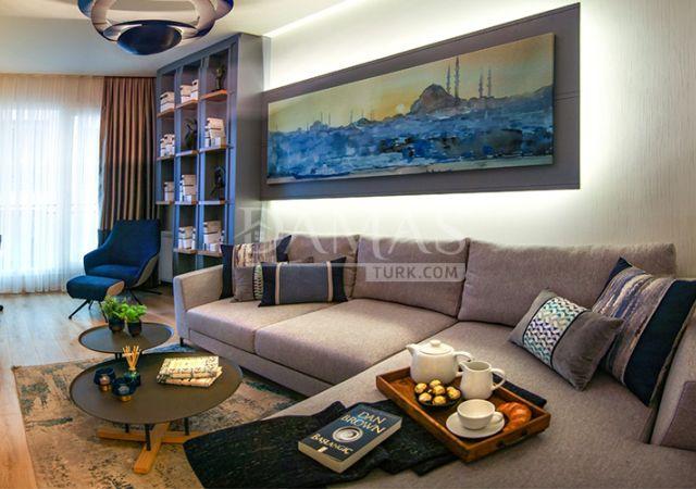 مجمع داماس 278 في اسطنبول - صورة داخلية 01