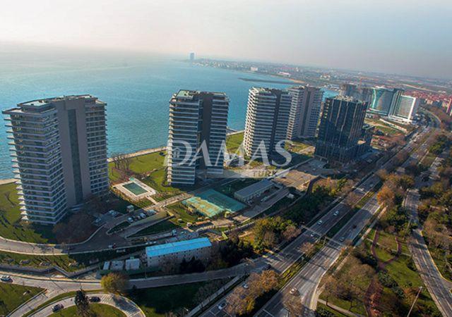 مجمع داماس 296 في اسطنبول - صورة خارجية  05