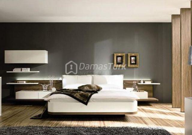 مجمع شقق جاهز للسكن مع إطلالة بحرية رائعة في اسطنبول الأوروبية منطقة بيوك شكمجة DS281  || داماس تورك العقارية 05