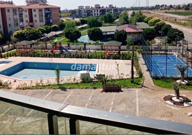 شقق للبيع في أنطاليا تركيا - المجمع  DN038    شركة داماس تورك العقارية  05