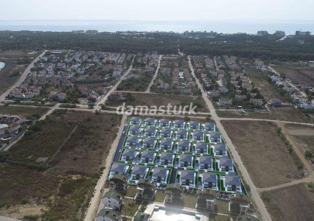 فلل للبيع في أنطاليا - تركيا - المجمع  DN051   || شركة داماس تورك العقارية  04