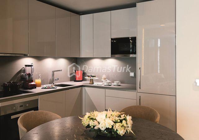 مجمع شقق استثماري جاهز للسكن بإطلالة بحرية رائعة  في اسطنبول الأوروبية منطقة شيشلي DS293  || شركة داماس تورك العقارية 07