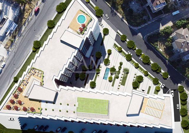 مجمع داماس 180 في اسطنبول - صورة خارجية 06