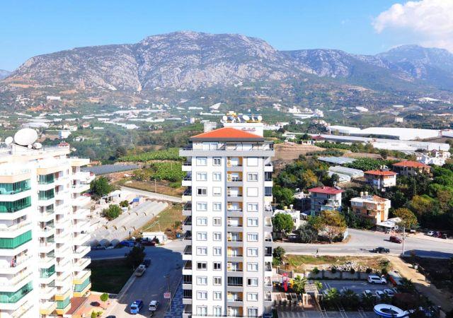 شقق للبيع في أنطاليا - تركيا - المجمع  DN060  || شركة داماس تورك العقارية  01