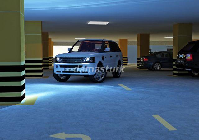 شقق للبيع في بورصة تركيا - المجمع DB029    شركة داماس تورك العقارية 09