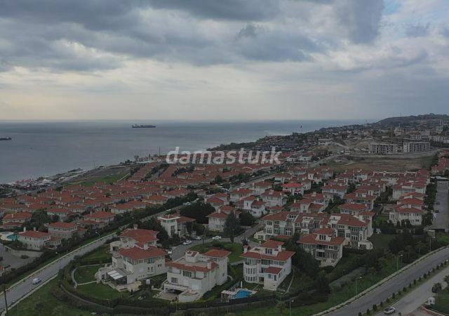 فلل للبيع في تركيا - المجمع  DS318    شركة داماس تورك العقارية  02