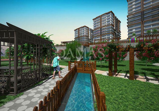 منازل للبيع في طرابزون - مجمع داماس 406 في طرابزون - صورة خارجية 05