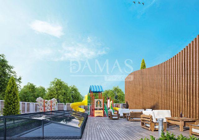 مجمع داماس 287 في اسطنبول - صورة خارجية 04