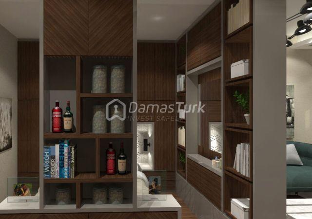 شقق للبيع في إسطنبول تركيا - المجمع DS183 || شركة داماس تورك العقارية 05