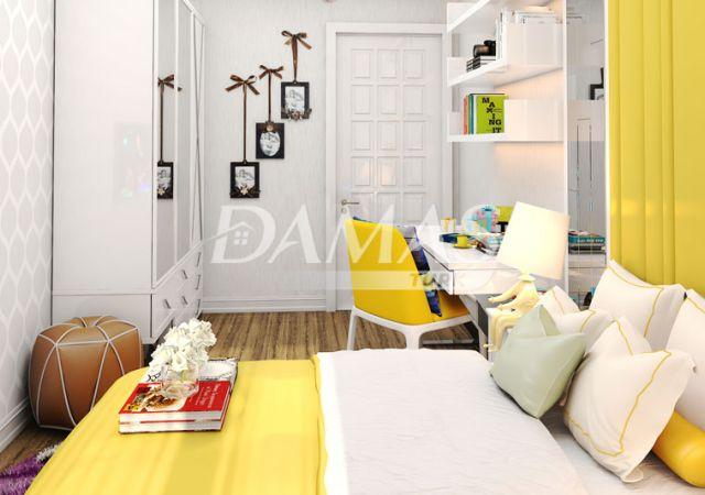 مجمع شقق قيد الإنشاء في إسطنبول في منطقة بيليك دوزو. D-099 || شركة داماس تورك العقارية 06