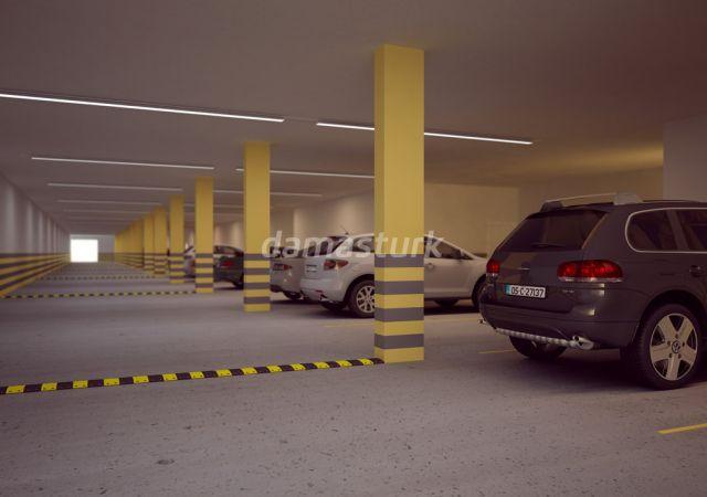 شقق للبيع في إسطنبول تركيا - المجمع DS306 || شركة داماس تورك العقارية  04