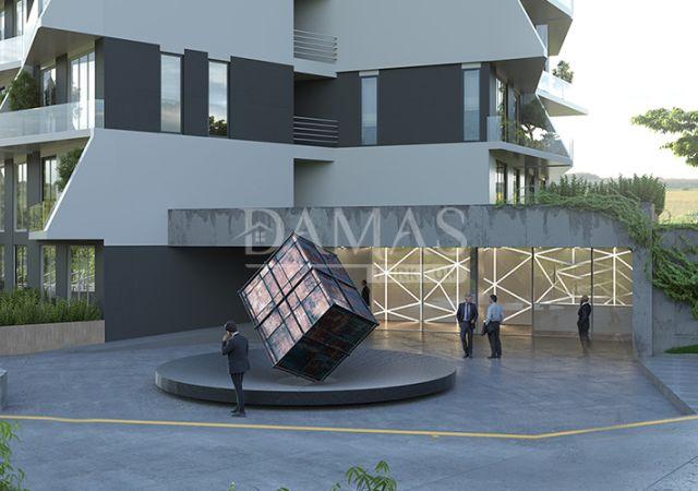 مجمع داماس 112 في اسطنبول - صورة خارجية 04
