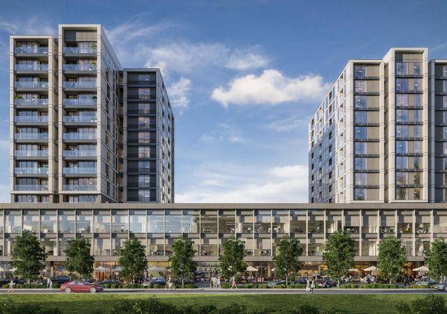 Appartements à vendre en Turquie - le complexe DS325 || Société immobilière de damasturk 01