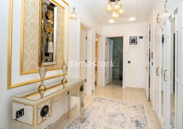 Apartments for sale in Antalya - Turkey - Complex DN080 || damasturk Real Estate Company 07