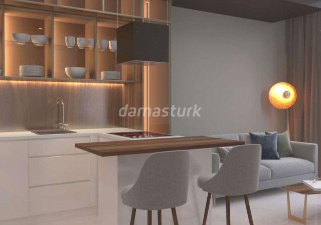 شقق للبيع في أنطاليا تركيا - المجمع  DN028 || شركة داماس تورك العقارية  07