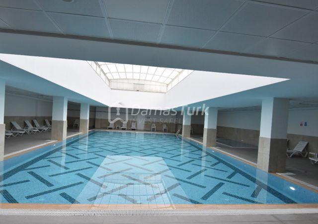 مجمع شقق استثماري جاهز للسكن  في اسطنبول الأوروبية منطقة بيليك دوزو DS292  || شركة داماس تورك العقارية 04